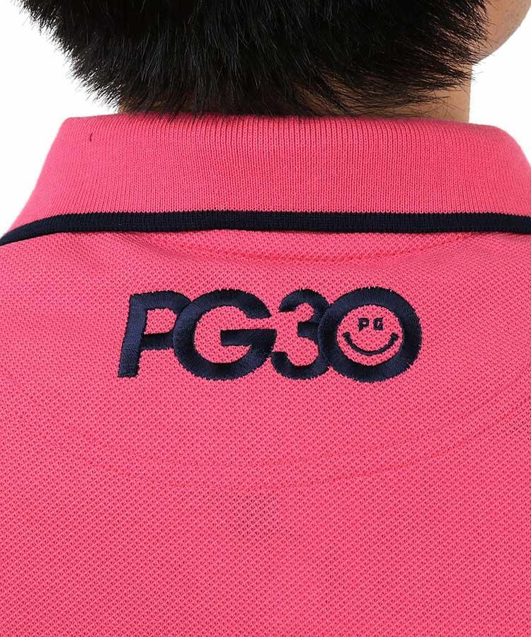PG 袖BIGワッペンポロシャツのコーディネート写真