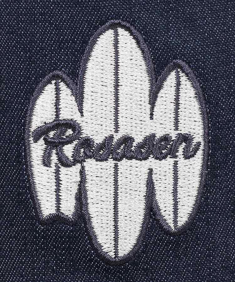 RO ボタニカル切替メッシュキャップのコーディネート写真