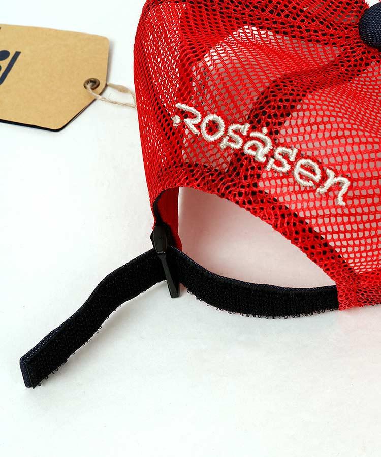 RO Looseman◆パイルメッシュキャップのコーディネート写真