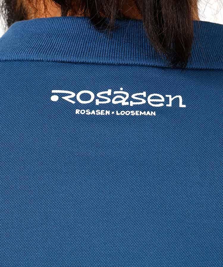 RO Looseman◆ハンモック柄ポロのコーディネート写真
