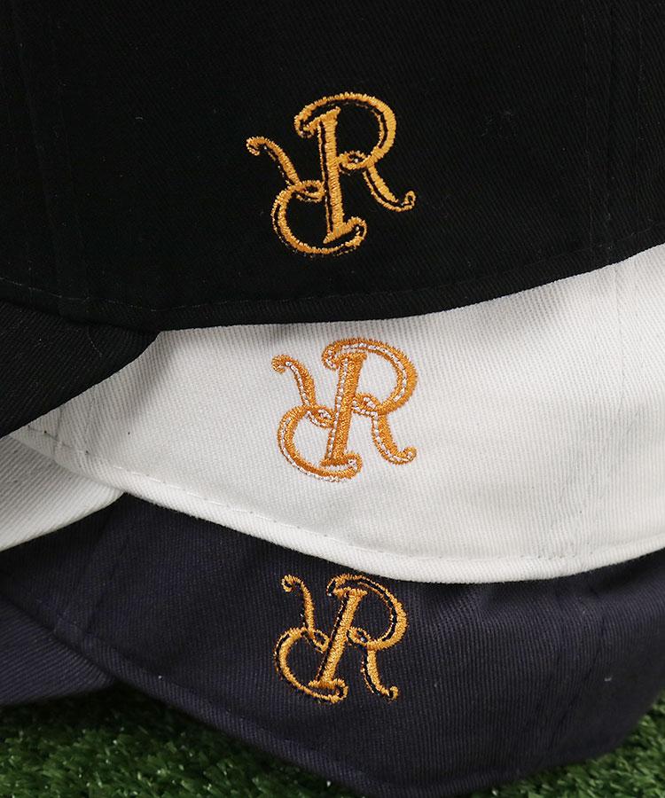 RR Frontロゴ刺しゅう◆Basicキャップのコーディネート写真