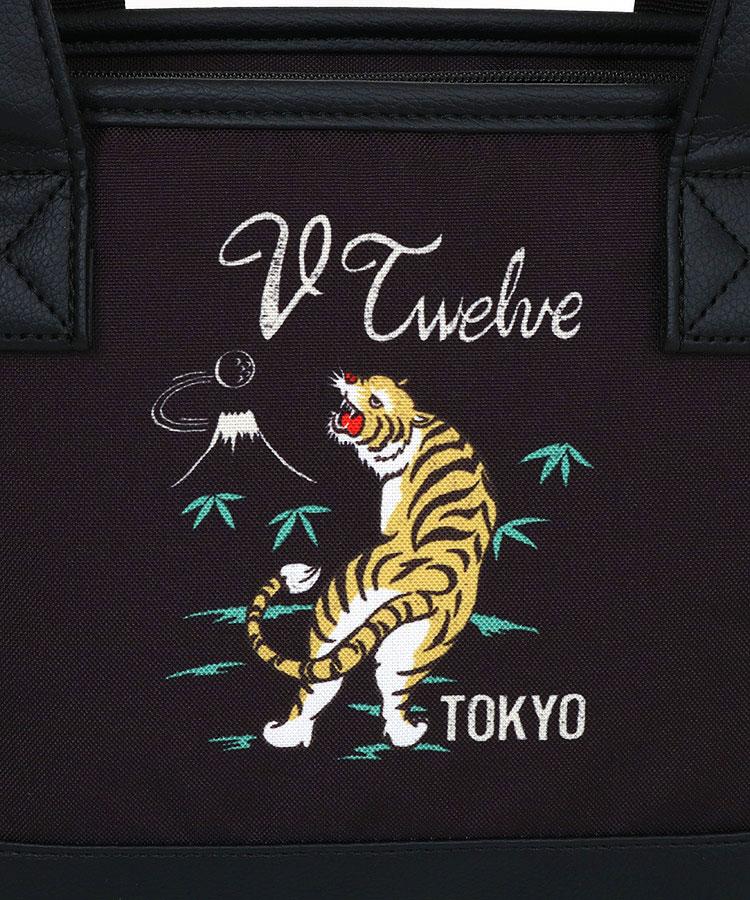 VI スカジャン風★カートバッグのコーディネート写真