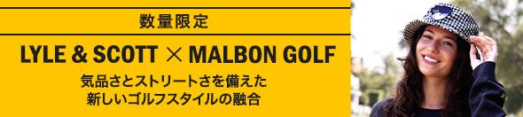 レディースゴルフウェア:【数量限定】コラボアイテム