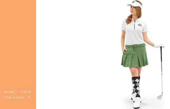 レディースゴルフウェアの画像2