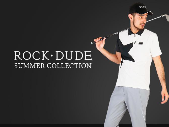ロックデュード(ROCK・DUDE)のゴルフウェア一覧